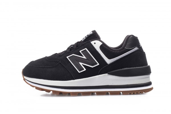 NEW BALANCE 574 WEDGE WL574CAF Black