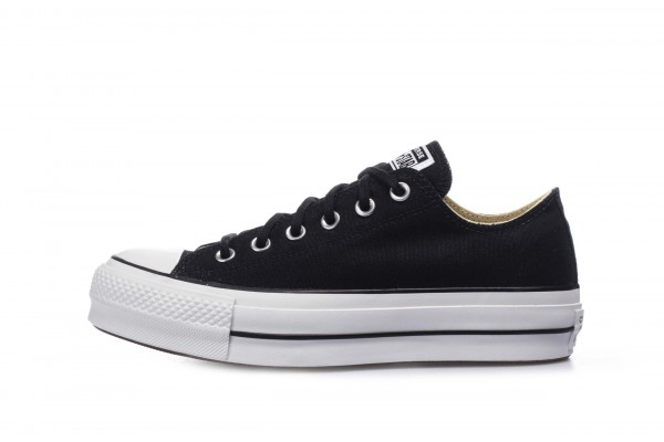 CONVERSE CHUCK TAYLOR ALL STAR PLATFORM LOW TOP 560250C Μαύρο