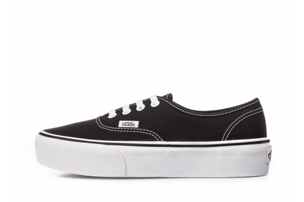 VANS UA AUTHENTIC PLATFORM 2.0 VA3AV8BLK-BLK Μαύρο