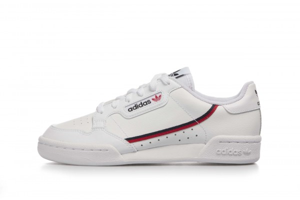 adidas Originals CONTINENTAL 80 J F99787 White