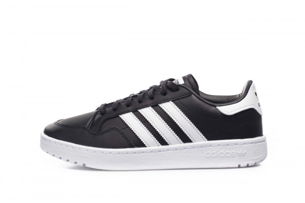 adidas Originals TEAMCOURT EF6810 Μαύρο