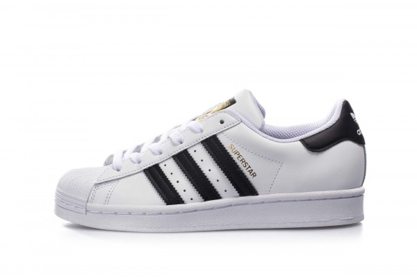 adidas Originals SUPERSTAR J FU7712 Λευκό