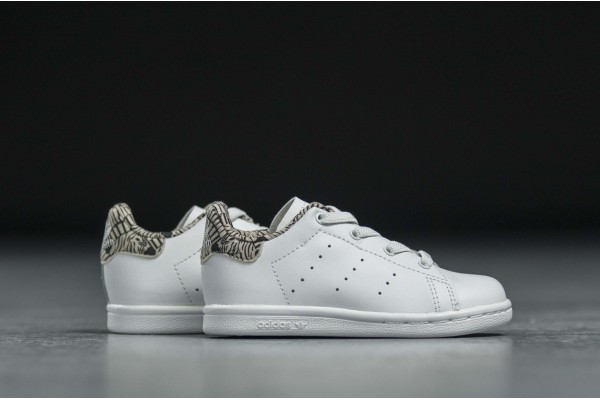 adidas Originals STAN SMITH EL I BC0280 Λευκό