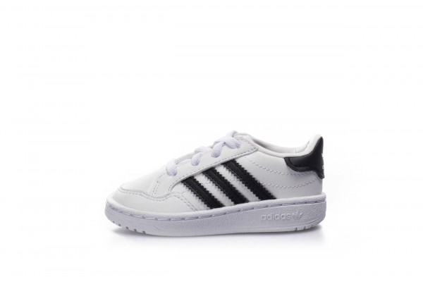 adidas Originals TEAMCOURT EL I EG9093 White
