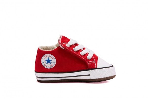 CONVERSE CHUCK TAYLOR ALL STAR CRIBSTER 866933C Red