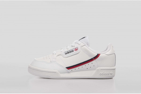 adidas Originals CONTINENTAL 80 C G28215 Λευκό