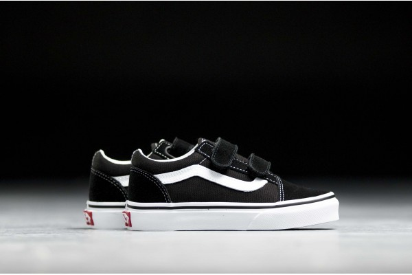 VANS UY OLD SKOOL V VVHE6BT-6BT Μαύρο