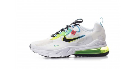 NIKE AIR MAX 270 REACT DB4676-100 Colorful