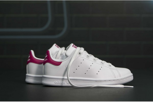 adidas Originals STAN SMITH BA8377 Λευκό