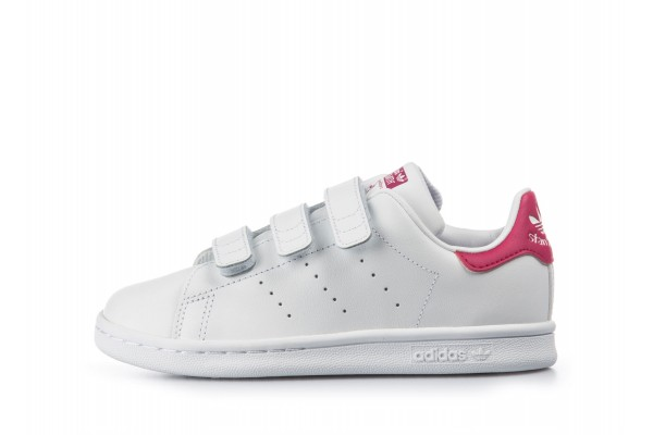 adidas Originals STAN SMITH CF C B32706 Λευκό