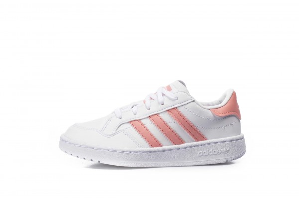 adidas Originals TEAM COURT C EF6823 Λευκό