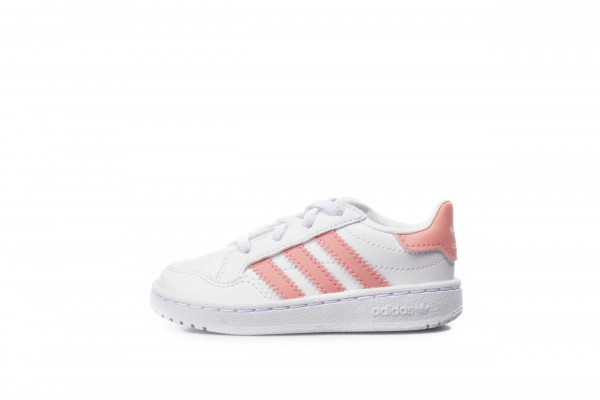 adidas Originals TEAM COURT EL I EF6829 Λευκό