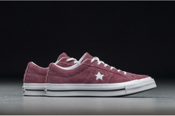 CONVERSE One Star Ox 261790C Μπορντό
