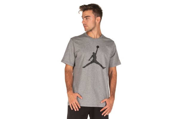 JORDAN JUMPMAN MEN'S T-SHIRT CJ0921-091 Γκρί