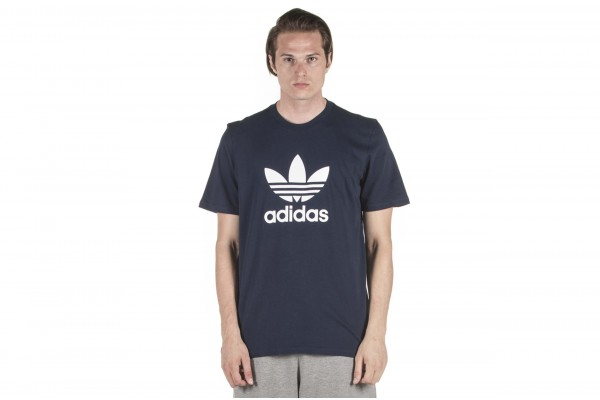 adidas Originals TREFOIL T-SHIRT ED4715 Μπλε