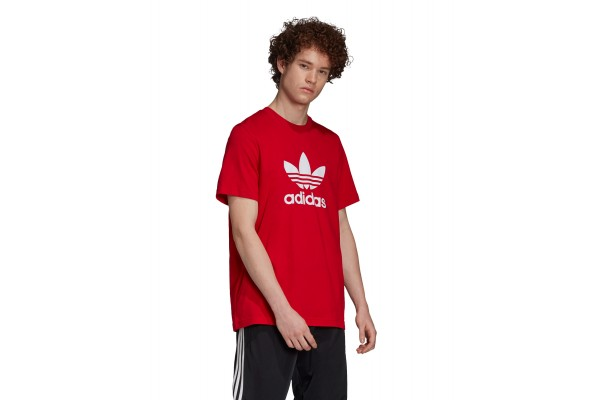 adidas Originals TREFOIL T-SHIRT GD9912 Red