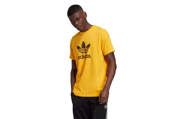 adidas Originals TREFOIL T-SHIRT GD9913 Yellow