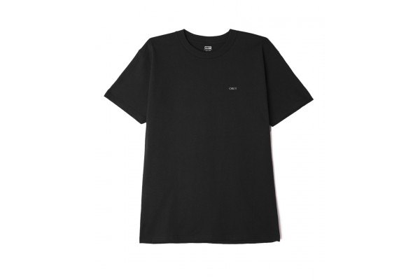 OBEY RAISE THE LEVEL CLASSIC TEE 165262807-BLK Μαύρο