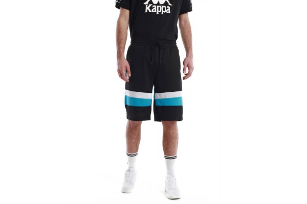 KAPPA AUTHENTIC FOOTBALL ENDEL 3116LXW-A00 Μαύρο