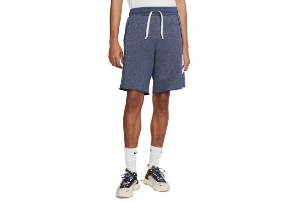 NIKE M NSW HE SHORT FT ALUMNI AR2375-494 Μπλε