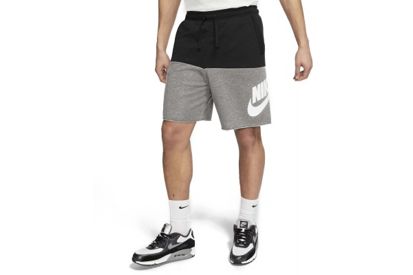 NIKE M NSW HE SHORT ALUMNI CB CJ4352-013 Γκρί