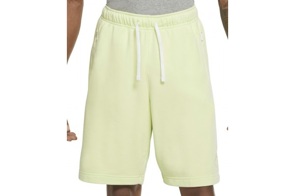 NIKE M NSW SPE+ FT SHORT WASH DD4680-736 Lime
