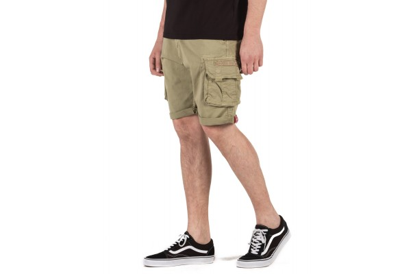 ALPHA INDUSTRIES CARGO SHORTS 176203-82 ΛΑΔΙ