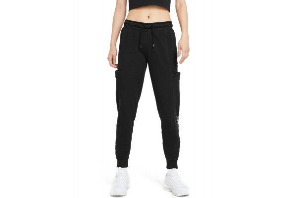 NIKE AIR PANTS CZ8626-010 Μαύρο