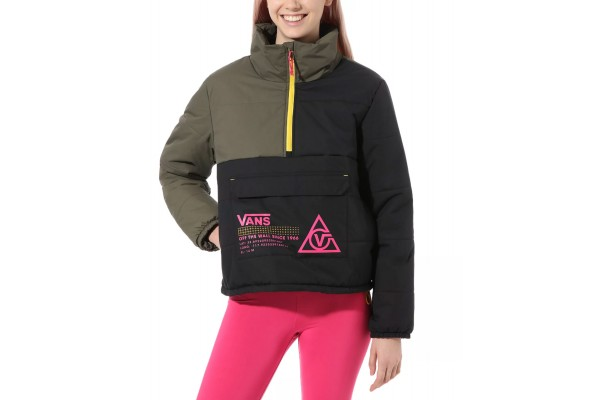 VANS WM 66 SUPPLY PO PUFFER MTE VA4SD8KCZ-KCZ Πολύχρωμο