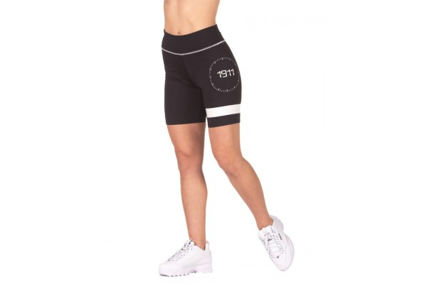 FILA LAYLA TIGHT PANTS LW119372-001 Μαύρο