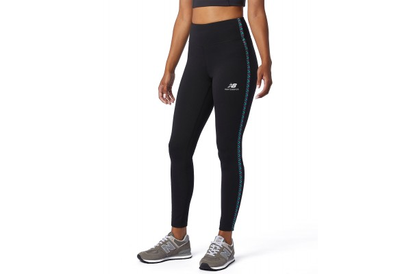 NEW BALANCE ATHLETICS X-RACER TERRAIN LEGGING WP03517-BK Μαύρο