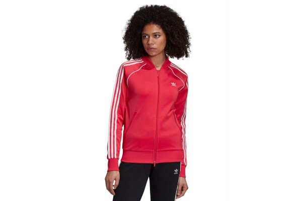 adidas Originals PRIMEBLUE SST TRACK TOP GD2375 Φούξια