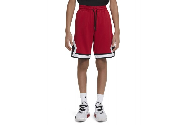 JORDAN JUMPMAN DIAMOND SHORTS 95A432-R78 Κόκκινο