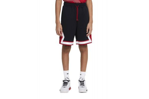 JORDAN JUMPMAN DIAMOND SHORTS 95A432-023 Μαύρο