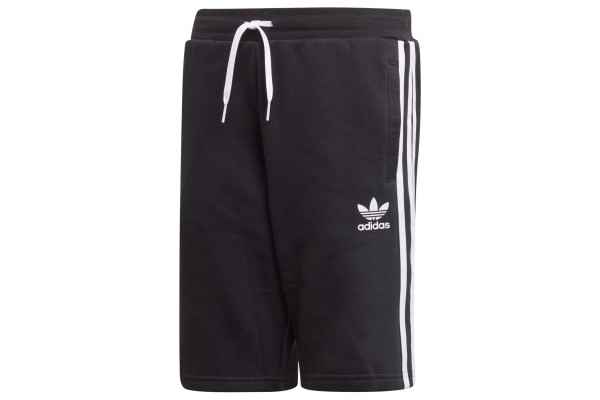 adidas Originals FLEECE SHORTS EJ3250 Μαύρο