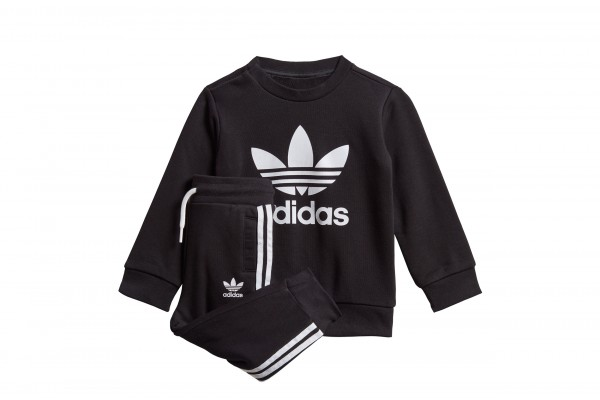 adidas Originals CREW SET ED7679 Μαύρο