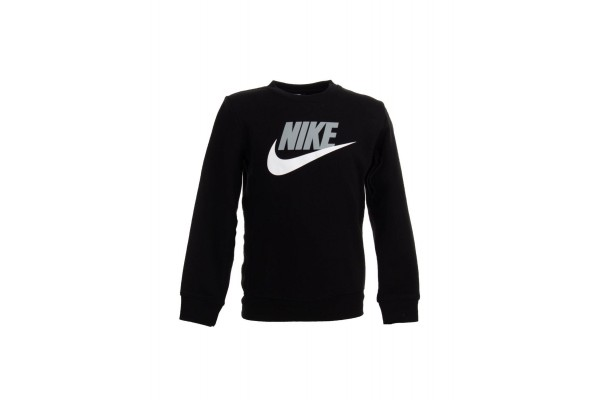NIKE NKB CLUB HBR CREW 86G705-023 Black