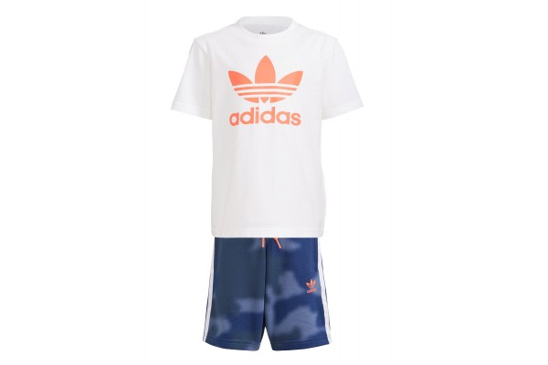 adidas Originals SHORT TEE SET GN4123 Πολύχρωμο