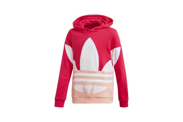 adidas Originals BIG TRF HOODIE GD2721 Fuchsia