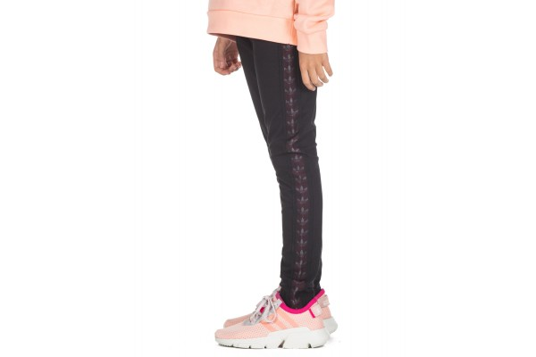 adidas Originals TAPE LEGGINGS EI7456 Μαύρο