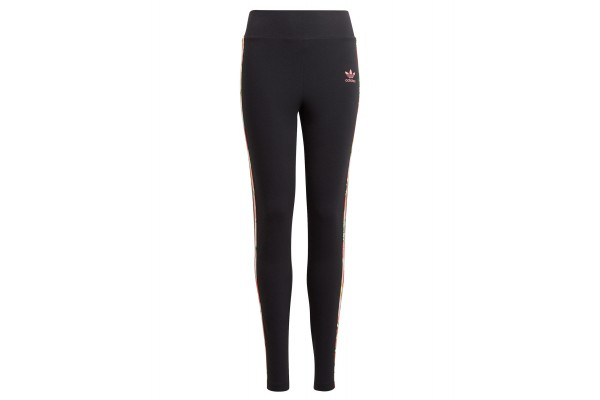 adidas Originals LEGGING HW GN4219 Μαύρο