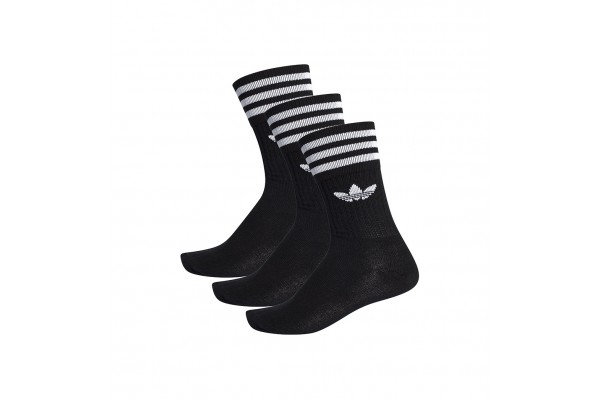 adidas Originals SOLID CREW S21490 Μαύρο