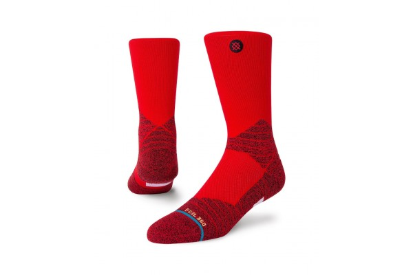 STANCE ICON SPORT CREW A559A21SC-RED Κόκκινο