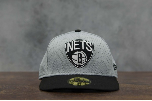 NEW ERA NBA SPORTS-BRONET 80337252 Γκρί