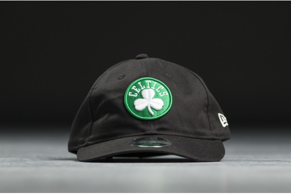 NEW ERA NBA RC 9FIFTY BOSTON CELTIS 11941808 Μαύρο