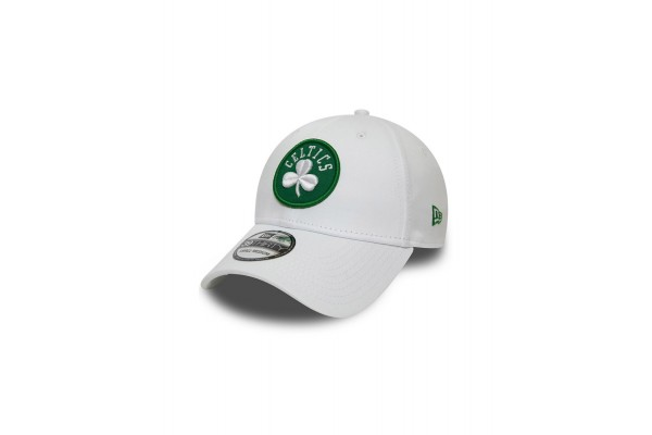 NEW ERA NBA 39THIRTY BOSTON CELTICS 12040366 Λευκό