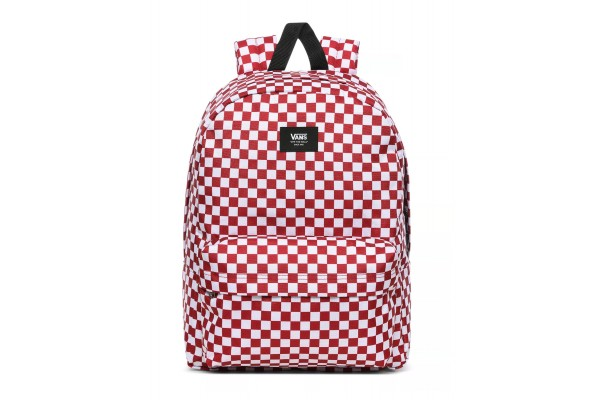 VANS MN OLD SKOOL III BACKPACK VA3I6R976-976 Κόκκινο