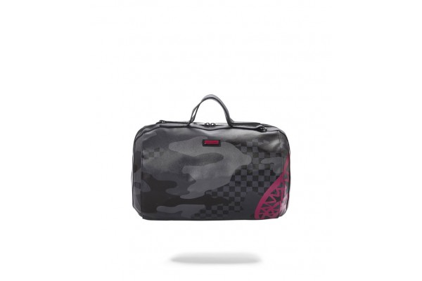 SPRAYGROUND 3AM SHARK DRIP TUBE DUFFLE D3636 Ανθρακί