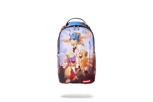 SPRAYGROUND MONEY ANGELS B2936 Πολύχρωμο