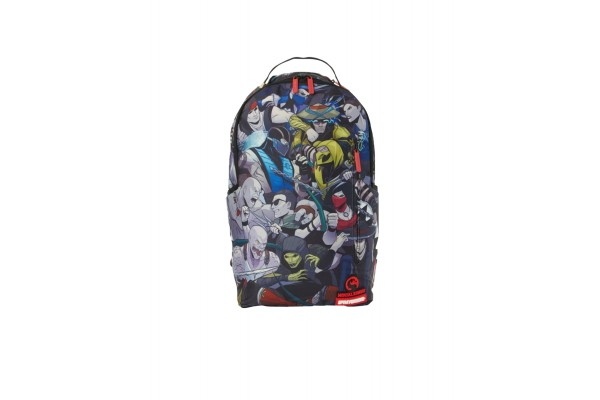 SPRAYGROUND MORTAL KOMBAT: MASH UP BACKPACK B3238 Colorful